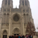 Social Anthroplogy students visit the Washington National Cathedral