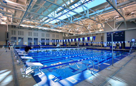 Photo © Grimm & Parker Swimming Pool