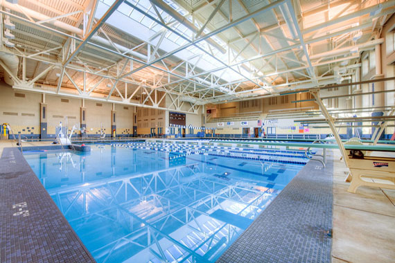 Photo © Hess Construction Swimming pool