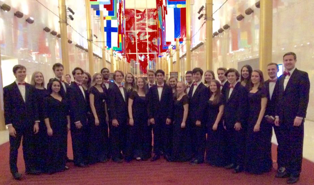 Students Chosen for the 2020 American Choral Directors Assoc. All-Southern Division & All-District Choirs