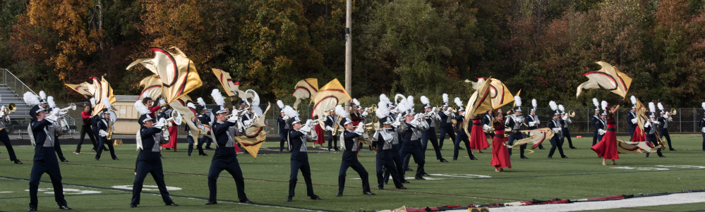 Marching Generals Bring Home Several Accolades
