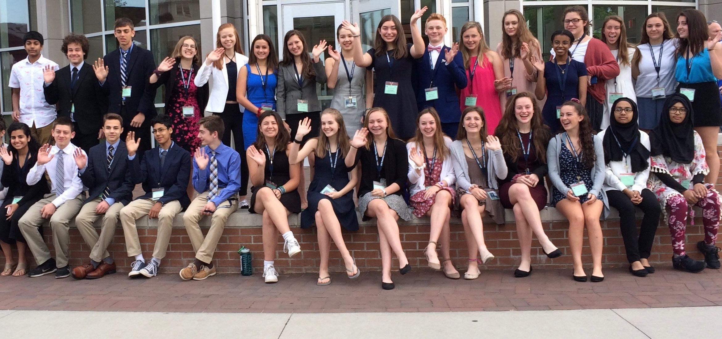 47 W-L Student Scientists Presented their Papers at the 78th Annual Virginia Junior Academy of Science (VJAS) Symposium