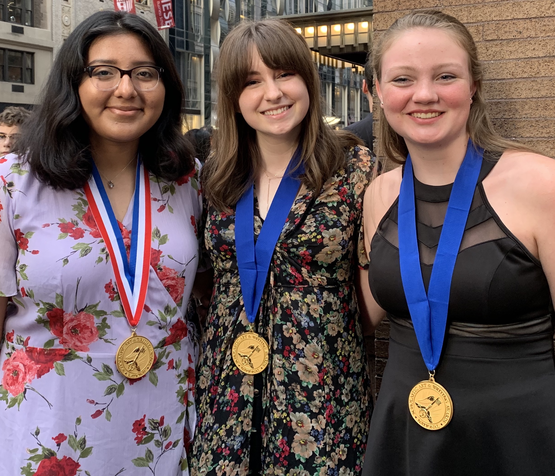 Scholastic National Art and Writing Award Winners