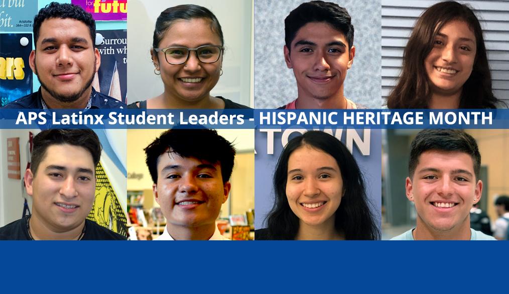Hispanic Heritage Month, Sept. 15 – Oct. 15