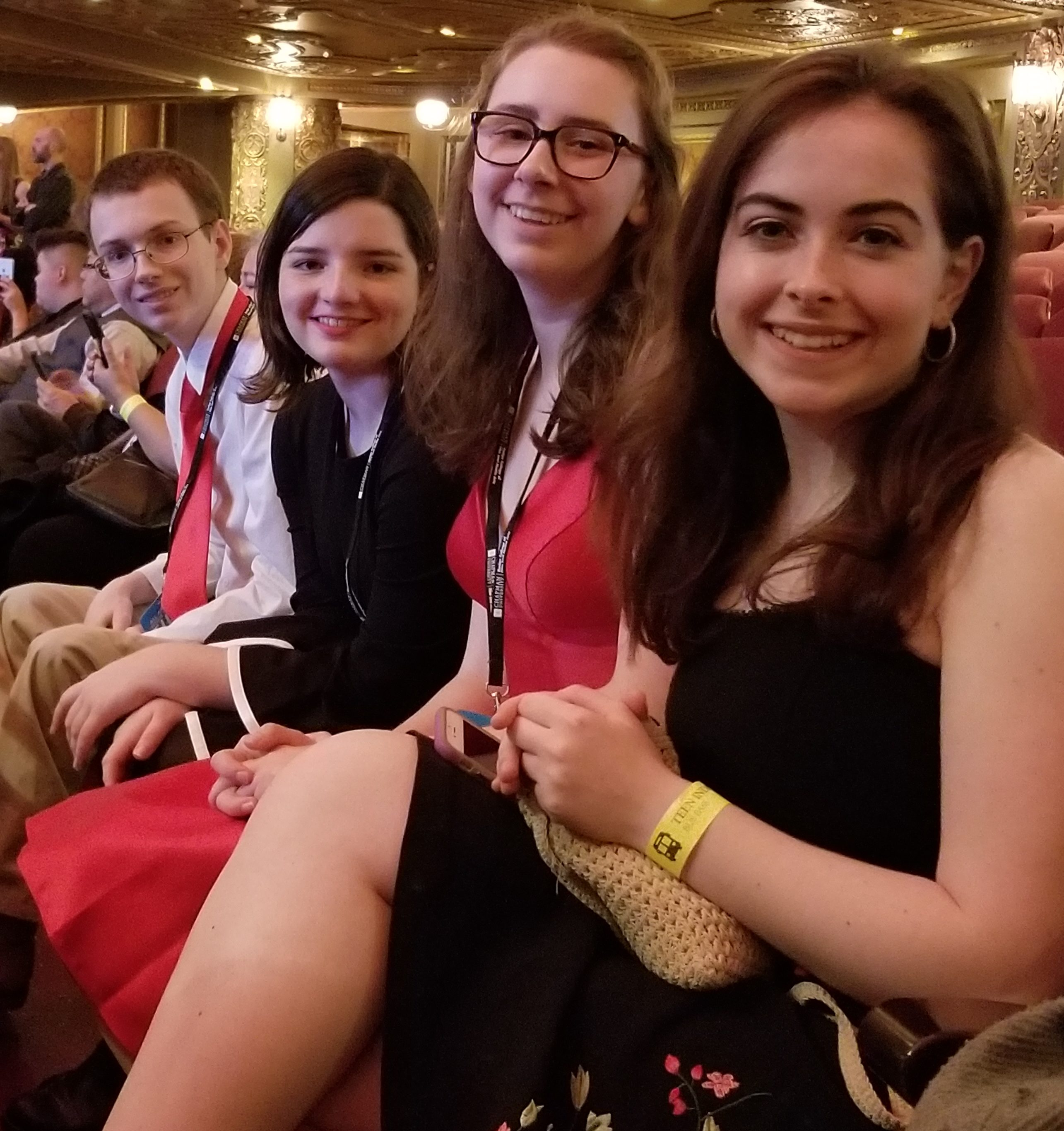 Students Were Well Represented at 2019 All-American High School Film Festival (AAHSFF) in NYC