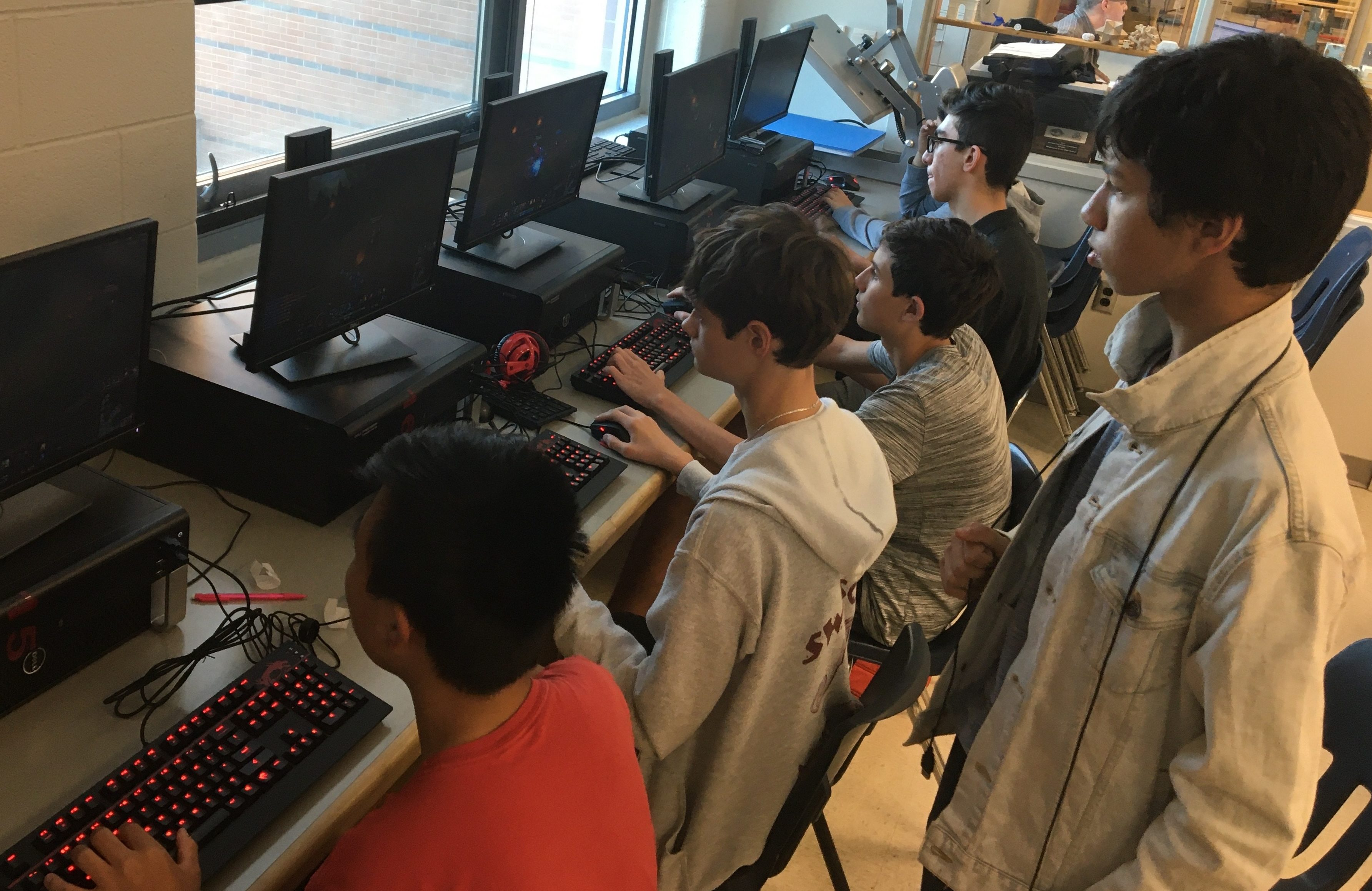 eSports Team is Headed to State Championship, Jan 29th (4pm).