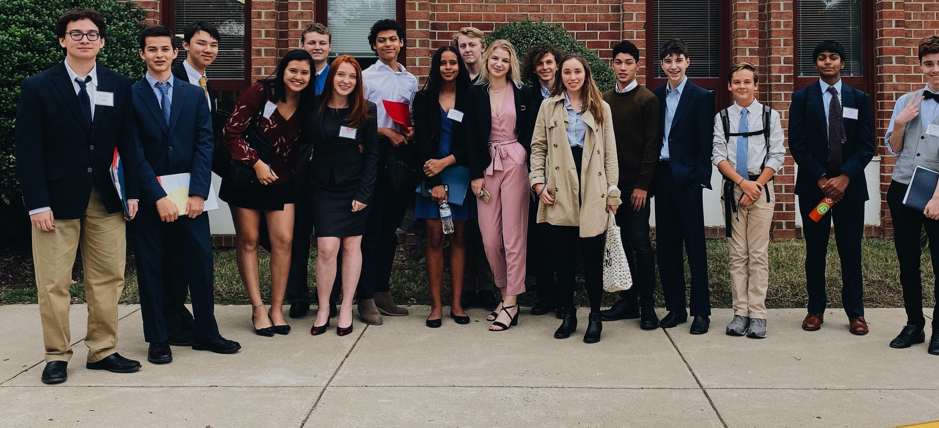 Model United Nations (U.N.) Members Earn Recognition