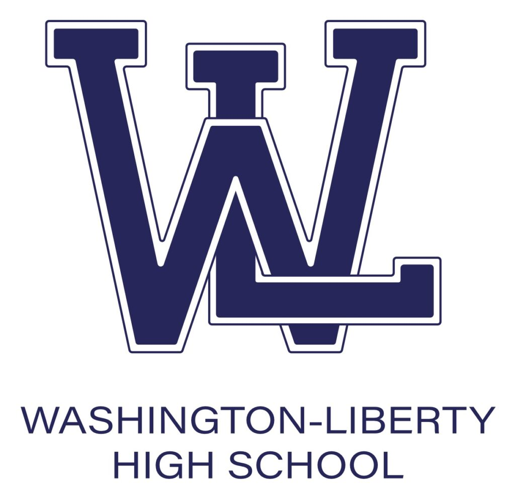 W-L Tangled Logo White Outline