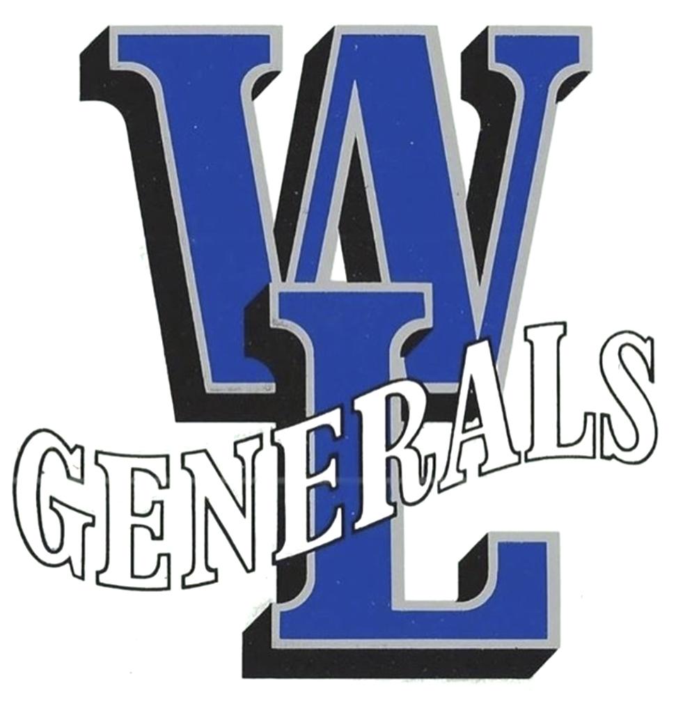 W-L 1990s Generals logo