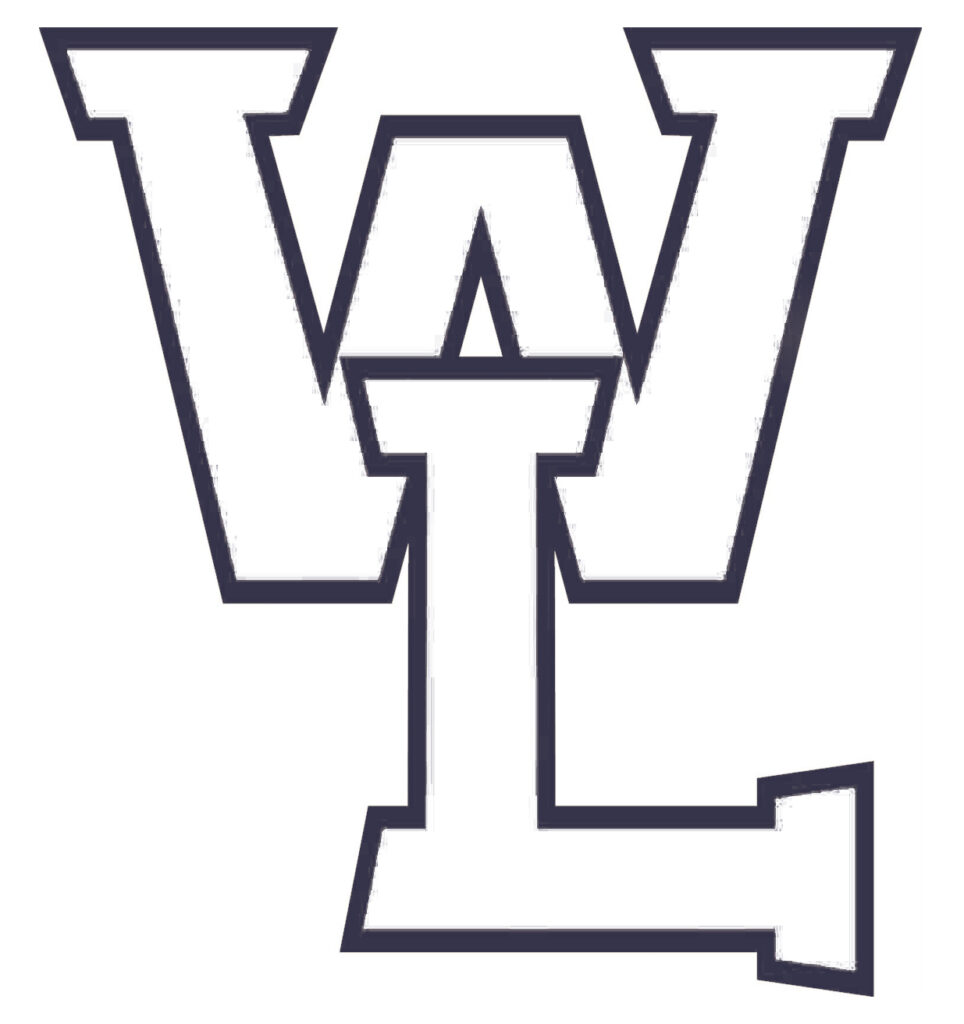 W-L Generals Football logo