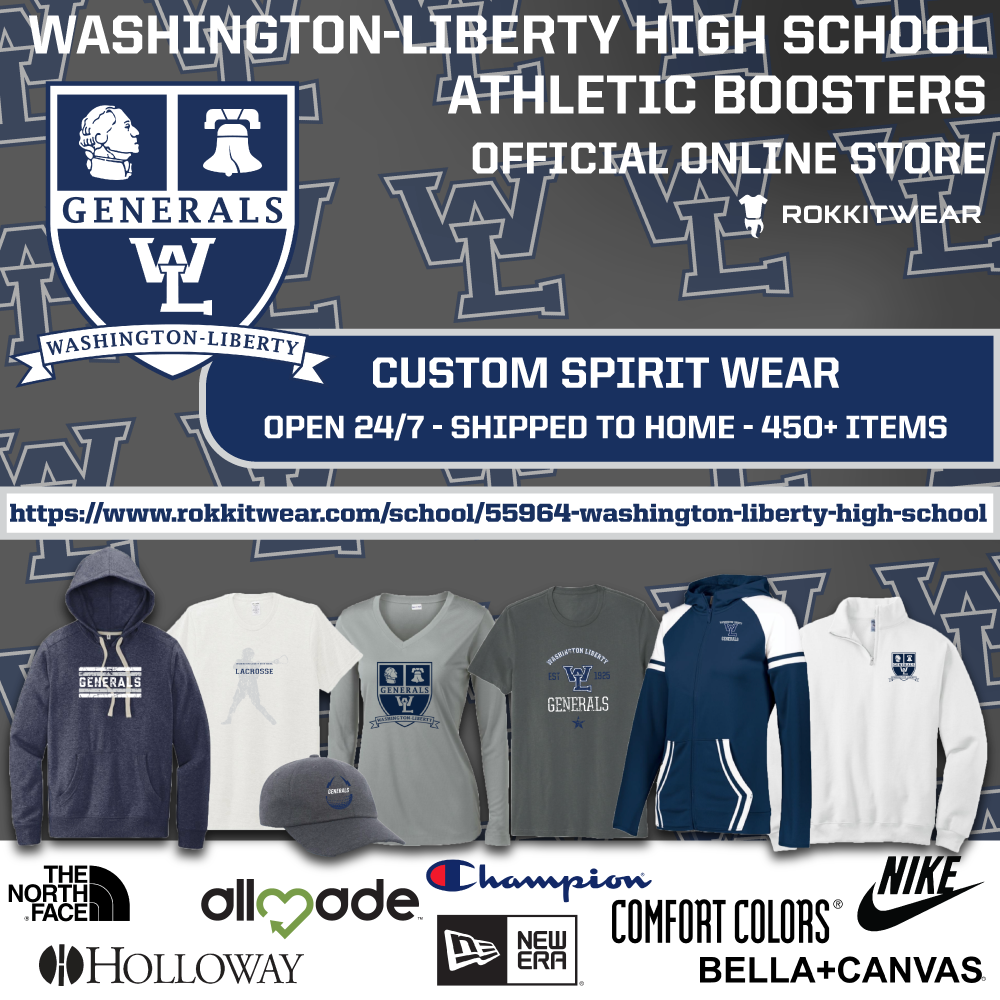Support our Generals' Boosters Program